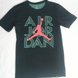 Michael Jordan Nike Dri-Fit T-Shirt Mens Sz Small